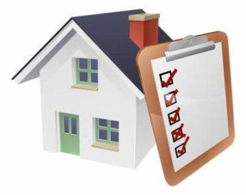 Home Checklist