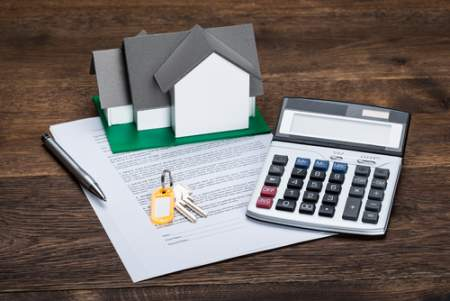 mortgage application calculator house